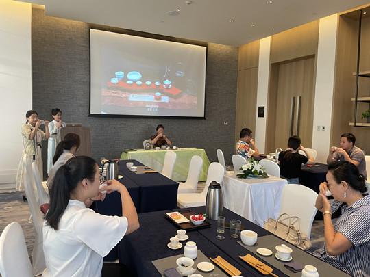 海口茶文化活动·茶艺表演·白沙绿茶碗泡法